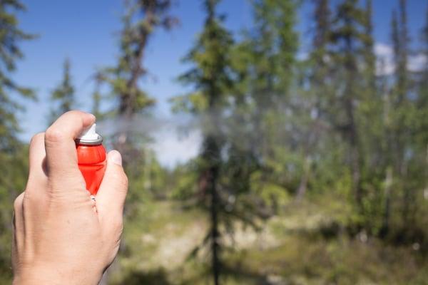 sprayformosquitoes