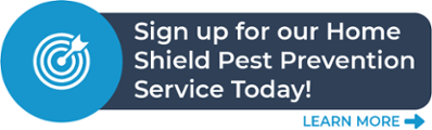 Sign up for our Home Shield Pest Prevention Service Today!