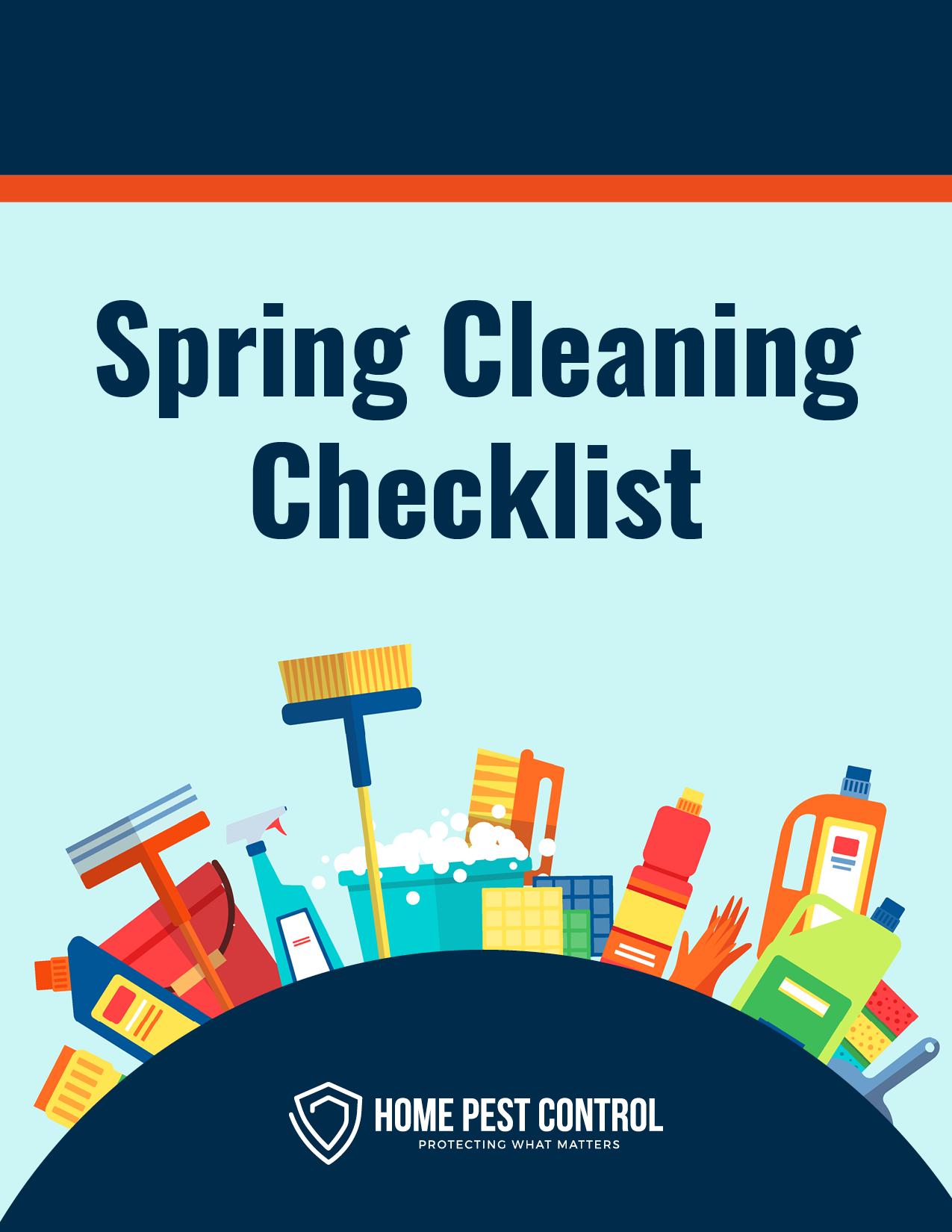 SpringCleaningChecklistCover