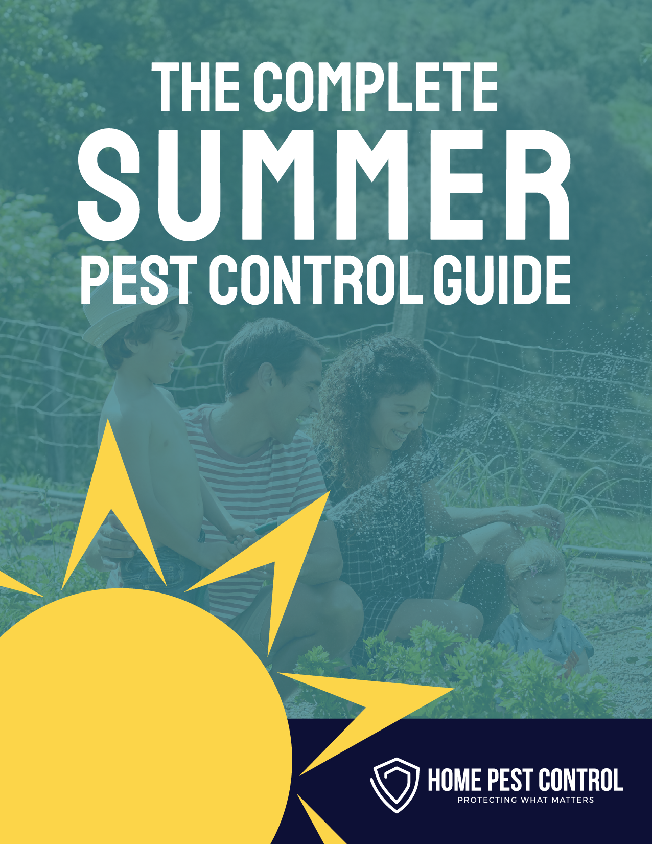 Summer Pest Guide Cover