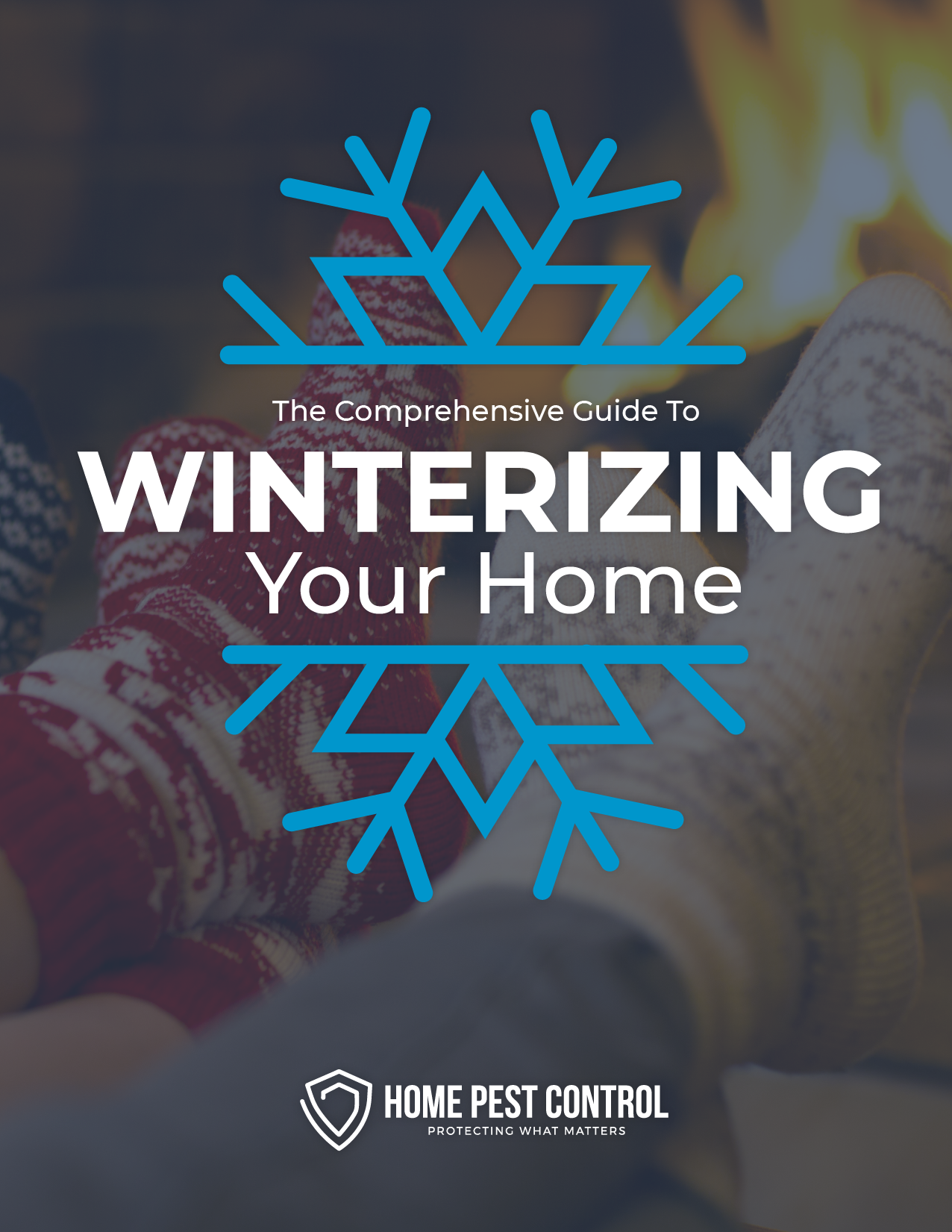 Winterizing Your Home Cover